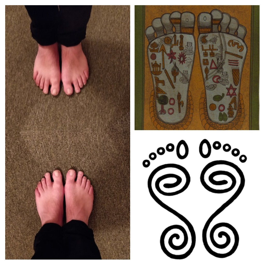 Barefoot revolutions and evolutions.